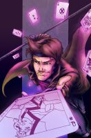 BA- Gambit by ParisAlleyne
