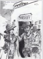 Bonny.sheriff and the mission  (sold) by Max-Zorin