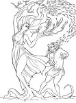 Apollo and Daphne by punkydumplin