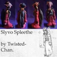The traitor, Spleethe by Twisted-chan