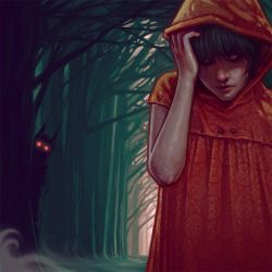 Into the Woods by RYE-BREAD