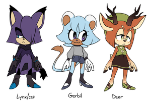 Adopts Batch 1 - CLOSED by SandopolisAdopts