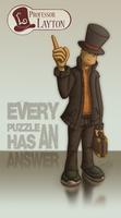 A Puzzle for You by Omegaro