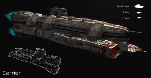 Carrier by ZacharyMadere