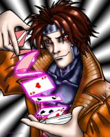 Gambit by IndyScribbable