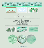Mint aesthetic f2u code by Suga-kookiez