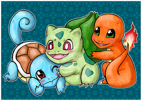Starters by Tropic-Mews