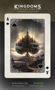 Ace of Spades by gerezon