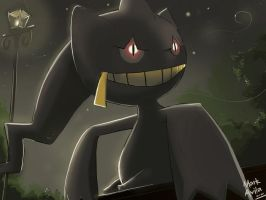 Pokemon: Banette