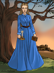 Dolores by ZoombieGrrll