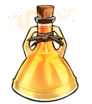 Elixir of Luck by AlphaStryx