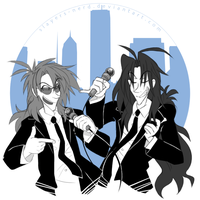 A9. Blues Bros by midwaymilly