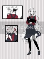 [CLOSED] Adoptables Auction 75 - Kubiu by PiperOfGameln