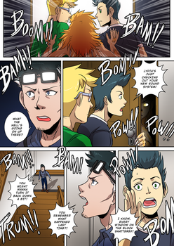 Moonlit Brew: Chapter 4 Page 19 by midnightclubx