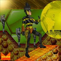 The Queen Bee by wondermanrules