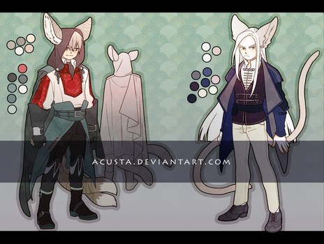 AUCTION / Adopt 17 [ CLOSED ] by Acusta