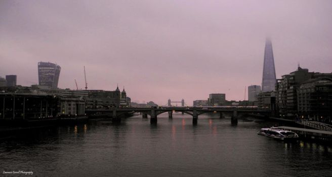 London drags itself into a new day by LordLJCornellPhotos