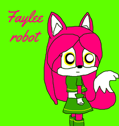 Faylee (redesign) by chaossquad