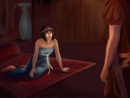 cleopatra by catherineChuang