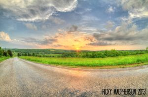 Country Roads by photographicfireman