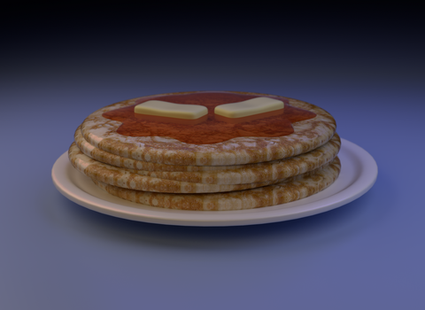 [Cycles] Pancakes by Zylae