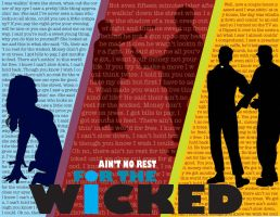 Ain't No Rest For The Wicked by morestarinatthestars