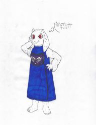 Take care when buying online[Toriel TFTG][P. 5/5] by MaximirusuPauaa