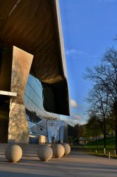 BMW Welt in Munich by TheCathArt
