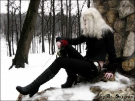 Winter Lestat IV by doctor-surgeon