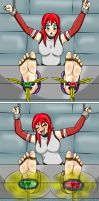 Tickle Spinner by sasori1100