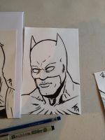 Batman Sketch by BungZ