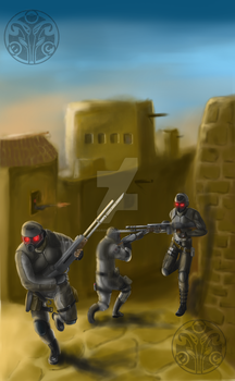 The Serenian Conscripts by terrorgreg05