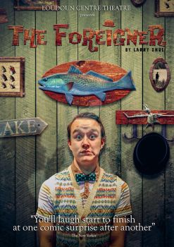 The Foreigner by Prydester