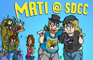 My Roommate, The Internet: Coming to San Diego!!! by magusVroth