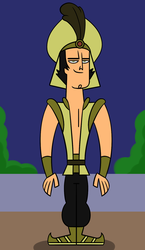 Total Drama Prince Trent by MegaMovieMonday