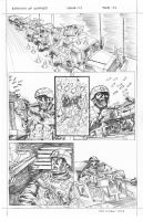 Convoy of Corpses Pg 21 by vanchoran