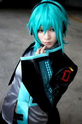 VOCALOID RACING 03 by yuegene