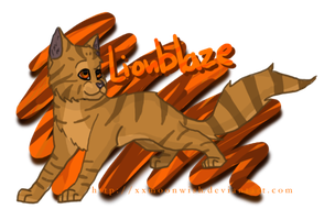 Lionblaze by TheMoonfall