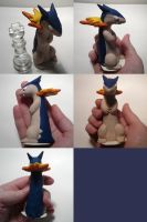 Typhlosion Chess King