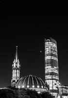 Dallas Night Dome by Expositus