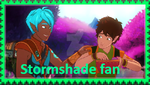 Stormshade stamp by Z0MGedELR1C