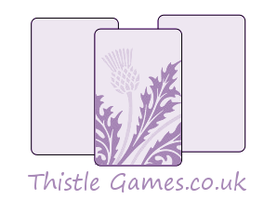 Thistle Games Logo by jadedlioness