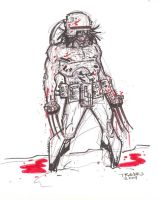 Weapon X by timmytom