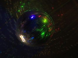 Disco ball by Selia-sama