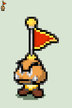 Captain Goomba in MLSS style by ericgl1996