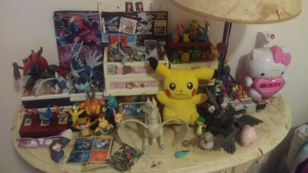 my pokemon collection wow by RAIINY-SKYE