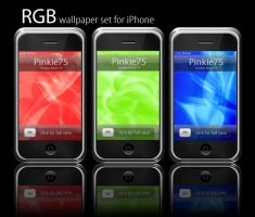 RGB abstract WP by Pinkie75