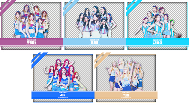 SHARE RENDER RED VELVET ON MBC STAGE by yooncua