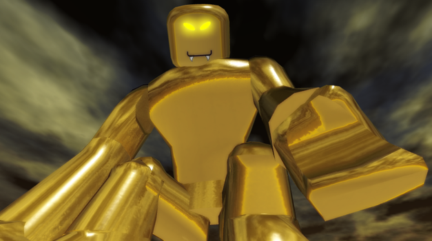 Golden Serpent Colossus by Mario5697