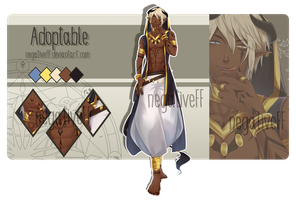 [Adopt] Auction 8 [Closed] by negativeFF